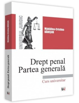 Drept penal. Partea generala - Danisor