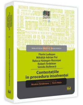 Contestatiile in procedura insolventei - Ludusan