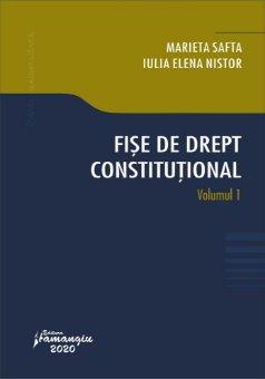 Fise de drept constitutional. Vol. I_Safta, Nistor