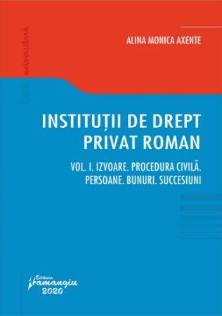 Institutii de drept roman - Axente