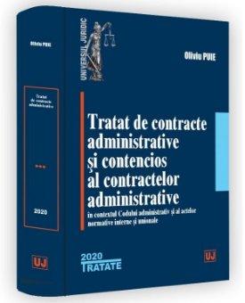 Tratat de contracte administrative si contencios al contractelor administrative_Olivian Puie