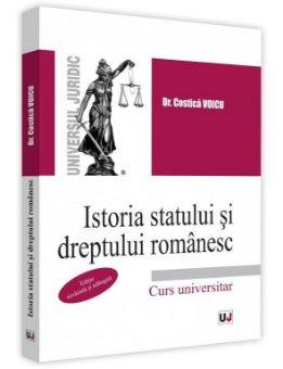 Istoria statului si dreptului romanesc - Costica Voicu