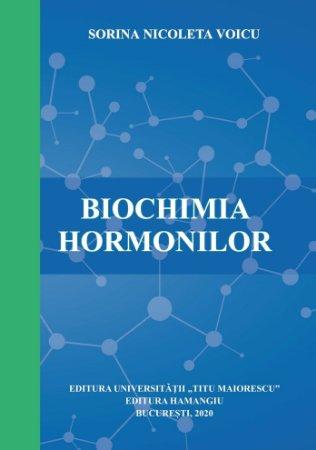Biochimia hormonilor - Voicu