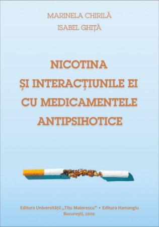 Nicotina si interactiunile ei cu medicamentele antipsihotice