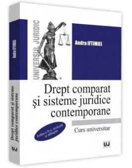 Drept comparat si sisteme juridice contemporane - Iftimiei