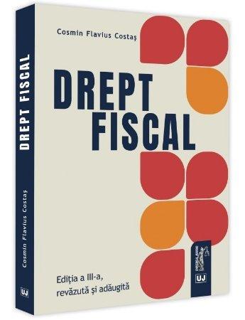 Drept fiscal. Editia a 3-a - Cosmin Flavius Costas.jpg