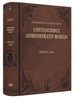 Contenciosul administrativ roman - Rarincescu