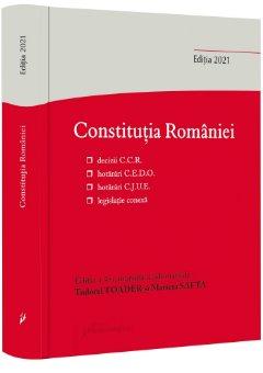 Constitutia Romaniei. Editia a 4-a-Tudorel Toader