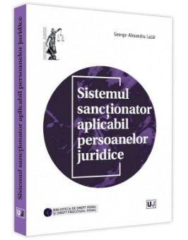 Sistemul sanctionator aplicabil persoanelor juridice - Lazar