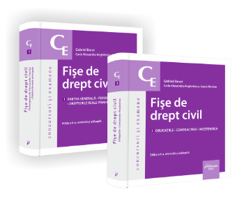 Fise de drept civil. Editia a 6-a - Gabriel Boroi