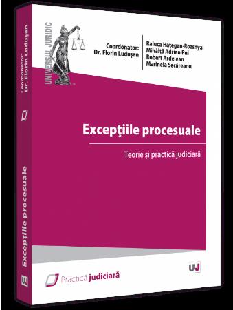 Exceptiile procesuale - Florin Ludusan