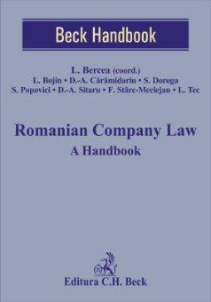 Romanian Company Law. A Handbook - Lucian Bercea