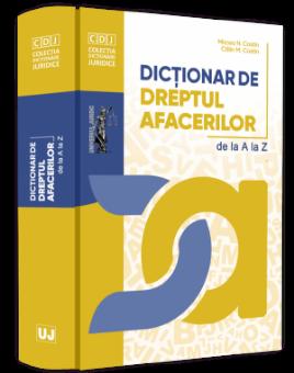 Dictionar de dreptul afacerilor de la A la Z - Costin