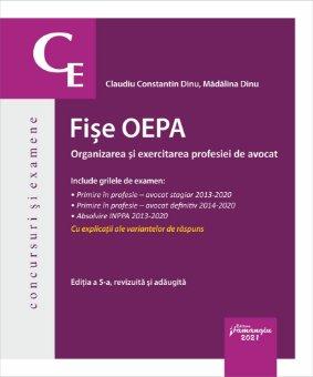 Fise OEPA_2021_Claudiu Dinu, Madalina Dinu